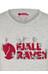 Fjällräven Trek - T-shirt Enfant - gris